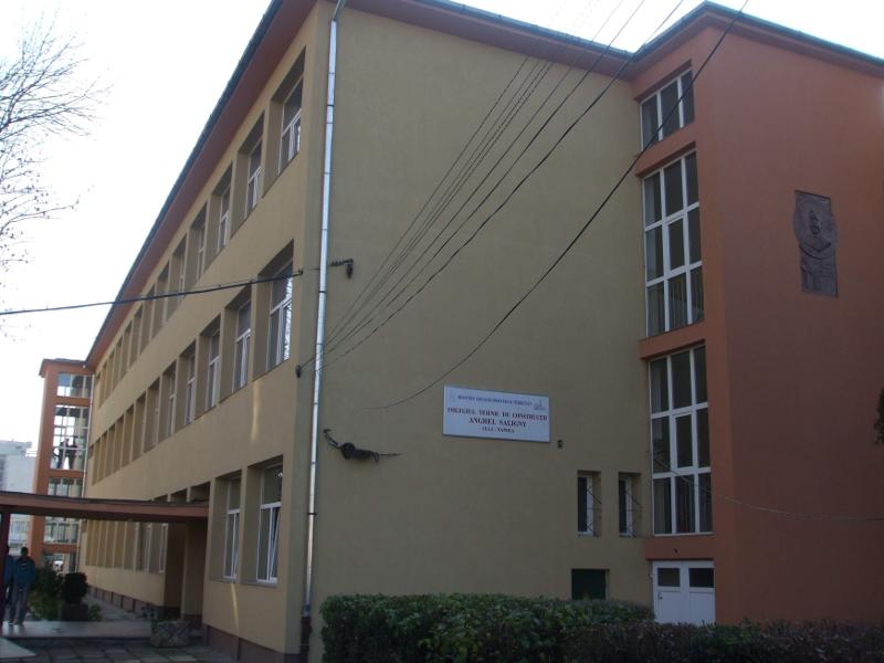 "Colegiul Tehnic ""Anghel Saligny"" Cluj Napoca"