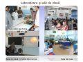 Laboratoare si sali de clasa